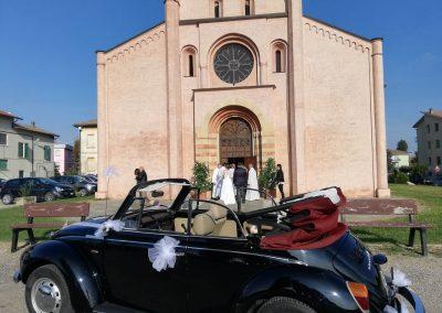 Dream Wheels - Maggiolino Cabrio Wedding 1