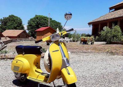Dream Wheels - Vespa