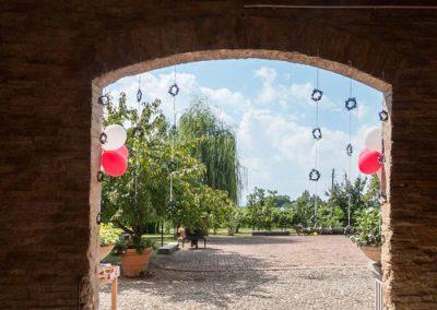 Villa Castellazzo - Esterno 2