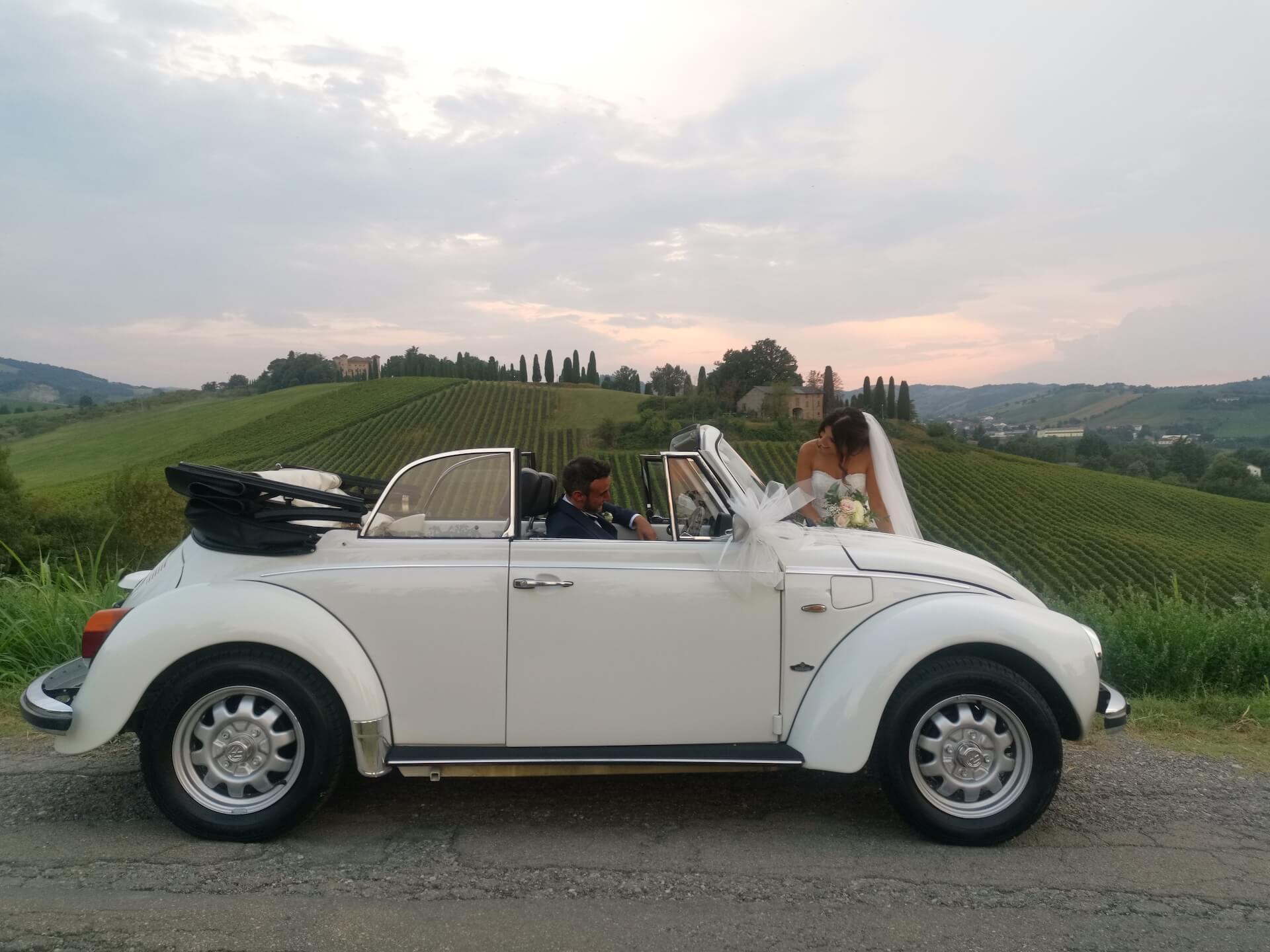 Maggiolone E20 a Reggio Emilia