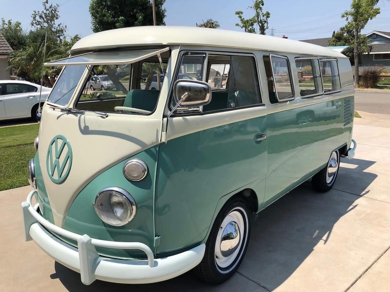 Noleggio pulmino Volkswagen Reggio Emilia